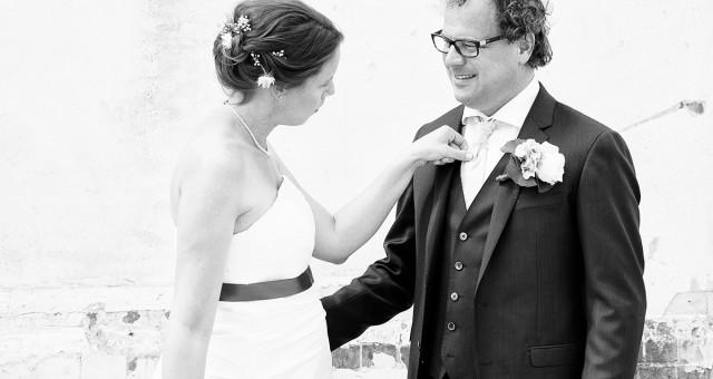 Huwelijk Liesbeth & Sander