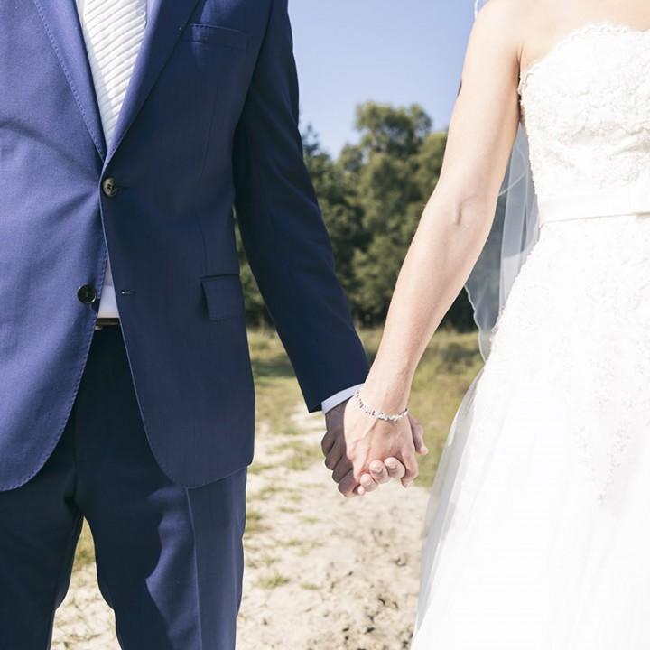 Huwelijk Jeanine & Robin