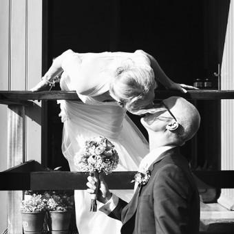Huwelijk Rik & Martine